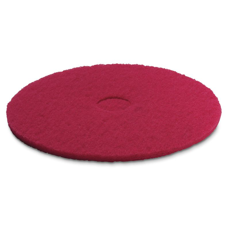 Karcher 43cm Red Pads