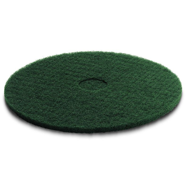 Karcher 50cm Green Pads (Pack5)