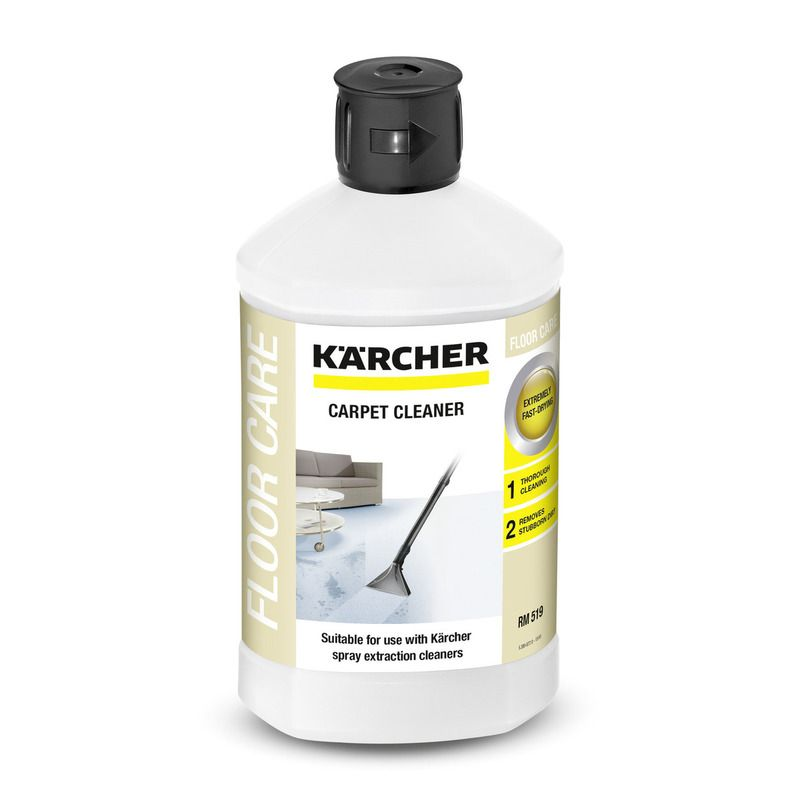 Karcher Carpet cleaner liquid cleaning agents 51