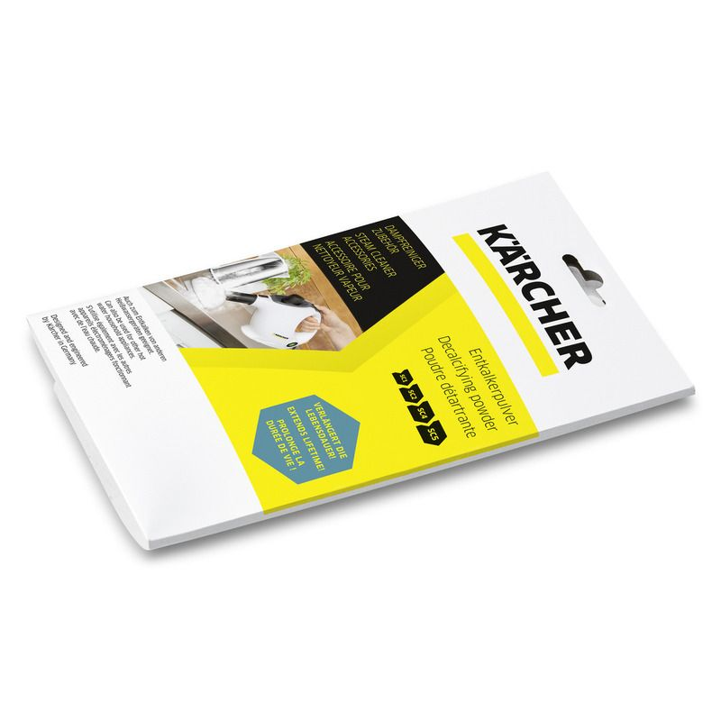 Karcher SC Descaling Powder 6x17g